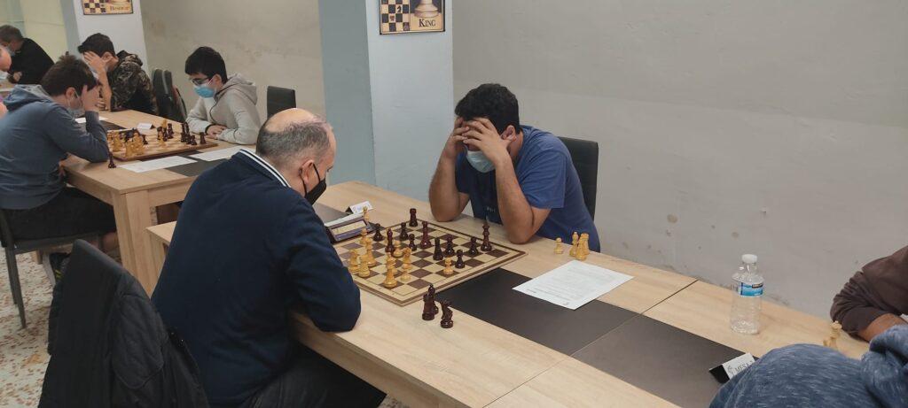 Adrian Suarez Uriel vs Javier Moreno Ruiz